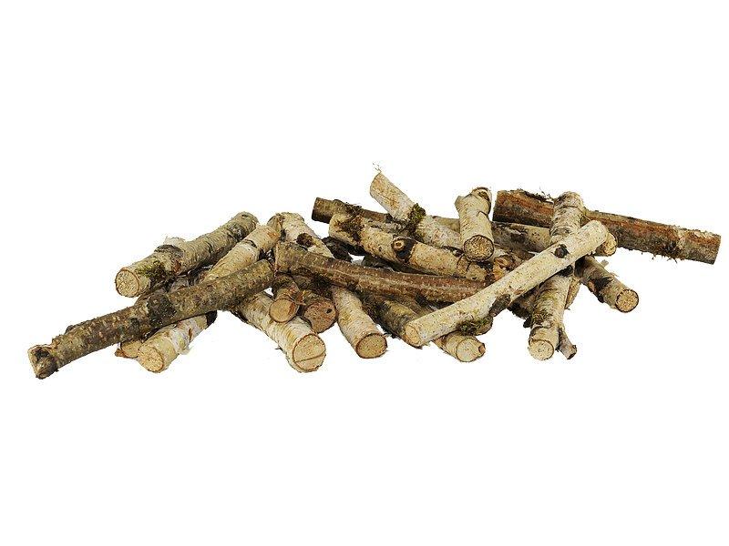 Holz baumst cke birke 15cm 1kg - Ast zum dekorieren ...