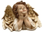 Beautiful decorative angels in big...