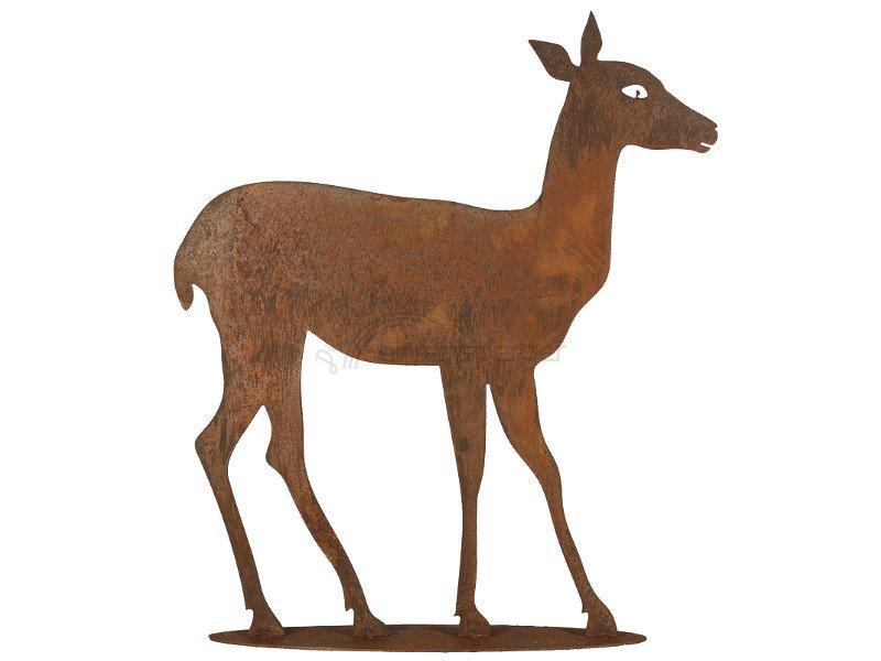 10232220180215 gartendeko metall tiere inspiration for Tiere aus metall gartendeko
