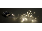 LED-Lichterkette warmweiss L 190cm mit 20 LEDs,...