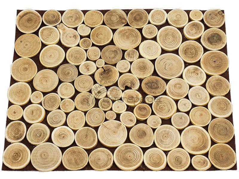 Holzscheiben matte sfr 11 50 - Holzscheiben dekorieren ...