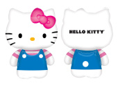 Folienballon Hello Kitty Figur 76cm