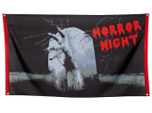 Fahne/Flagge Horror Night 90 x 150cm