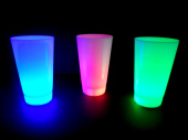 LED-Becher Multicolor 360ml