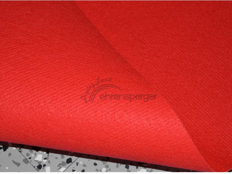 Teppich Rips rot in versch Breiten, sFr 8,50