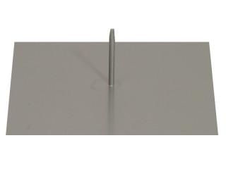 standplatte f r birkenstamm 40 x 40cm sfr 29 50. Black Bedroom Furniture Sets. Home Design Ideas