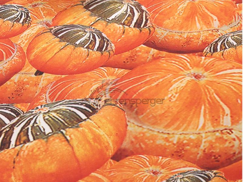 Stoff k rbis pumpkins 150cm breit sfr 16 80 for Deko kataloge bestellen
