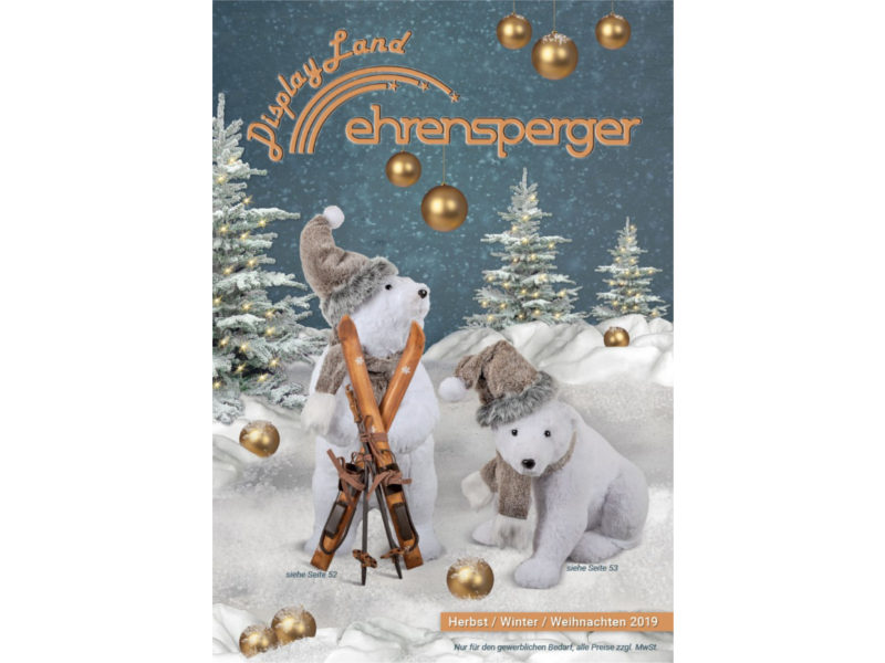 Katalog Herbst Winter Weihnachten 2019