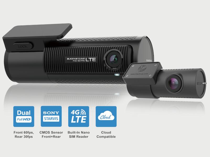BlackVue Dashcam DR750S-2CH Details